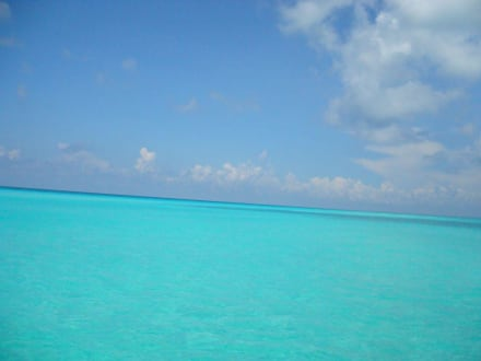 Das Meer nähe Saona - Isla Saona