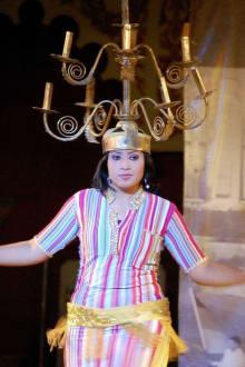 Ägyptischer Hochzeitstanz - Alf Leila Wa Leila