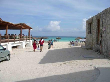 Beachclub - Strand Playa del Carmen/Playacar