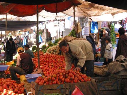 in den Souks von Agadir. - Souk Agadir