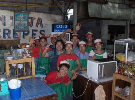 Das Team vom Ninja Restaurant - Ninja Restaurant