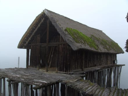 Pfahlbautenmuseum Unteruhldingen - Pfahlbauten