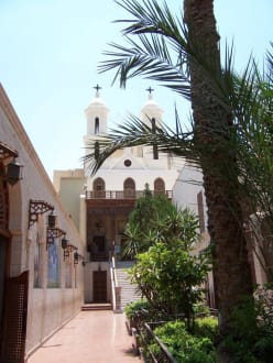 "El-Moallaqa - Die ""Hängende"" - Pro Tours"