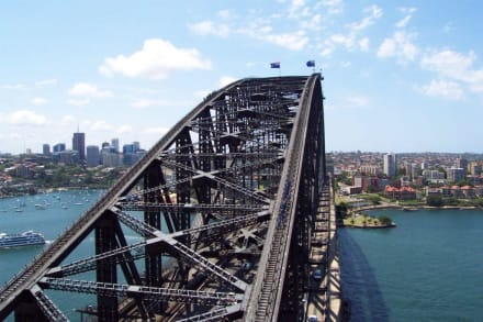 Harbour Bridge Sydney - Harbour Bridge