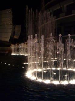 Jeden Abend Wasser - Show - Jungceylon Shopping Complex