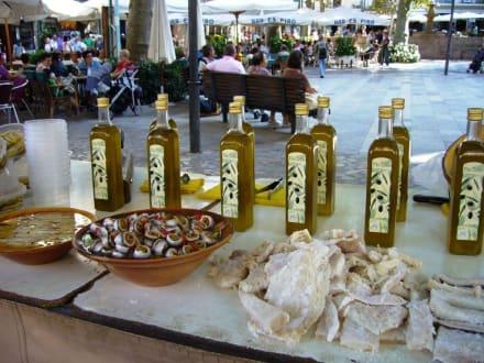 Markttag in Sóller - Altstadt Soller