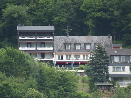 Außenansicht - Moselromantik Hotel Thul