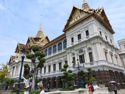 The Grand Palace Bangkok - Wat Phra Keo und Königspalast / Grand Palace