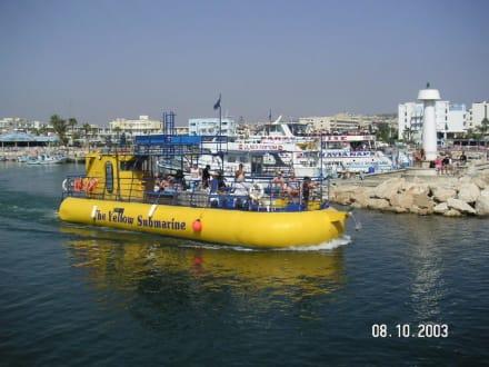Hotel Melissi Beach - Ausflug - Yellow Submarine