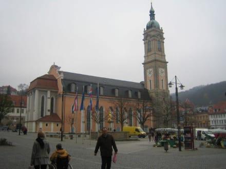 Georgenkirche zu Eisenach - Georgenkirche