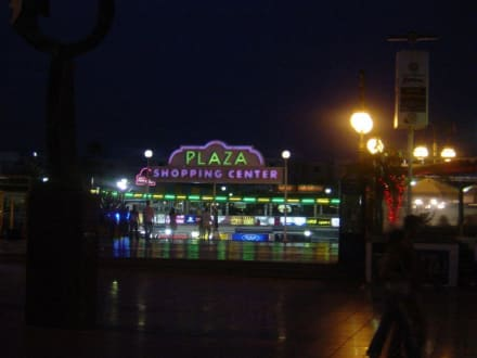 Das Plazza Shopping Center - Plaza Shopping-Center