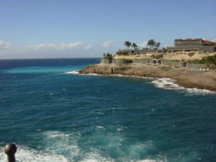 Playa el Duque Teneriffa - Strand El Duque