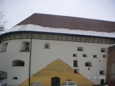 Der dicke Turm - Stadtmauer Sibiu/Hermannstadt