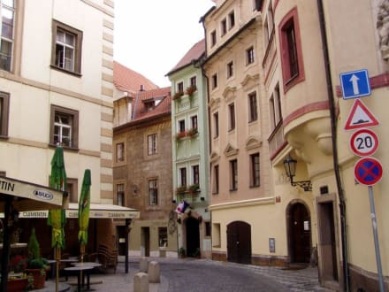 Karlova ulice - Altstadt Prag