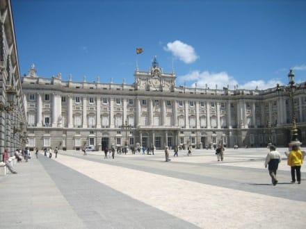 Plaza de Armas - Palacio Real