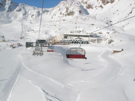 Wintermärchhen - Pitztaler Gletscher
