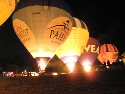 Nacht der Ballone zu Silvester - Nacht der Ballone zu Silvester