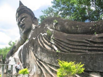 Riesenbuddha - Buddha Park