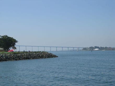 Corona Bridge - Coronado Island