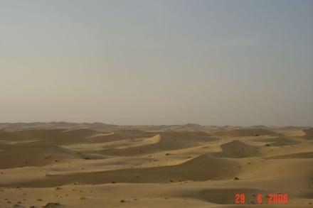 Wüstensafari - Wüstentour Abu Dhabi