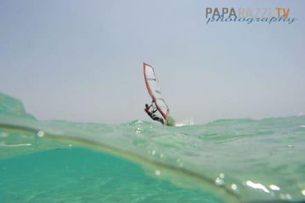 Geil ist es dort schon... - Windsurfschule Vasco Renna