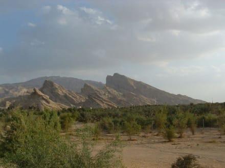 Gebirge bei Al Ain - Ausflüge & Touren