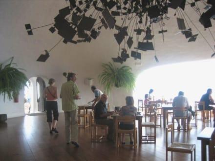 Cafeteria auf dem Mirador del Rio - Mirador del Río