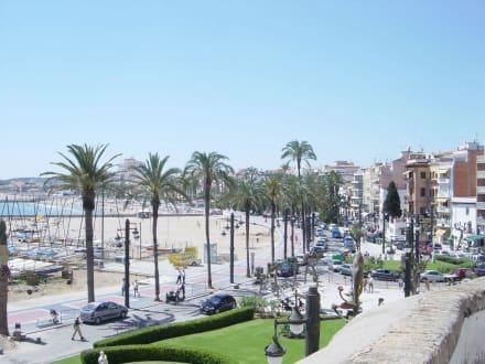 Strandpromenade - Strandpromenade Sitges