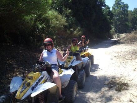 Quad - Quads Tour Taoufik Hammamet
