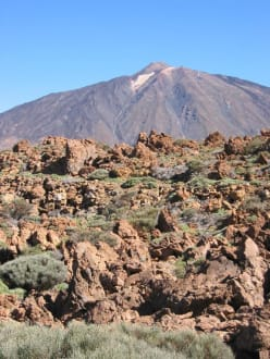 Teide - Teide Nationalpark