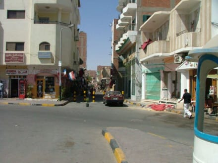 Dahar (Downtown) - Zentrum Hurghada