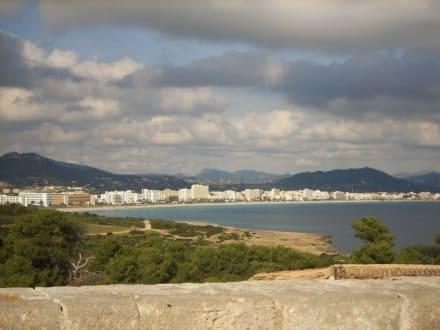 Castel - Naturschutzgebiet Punta de n'Amer