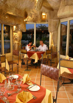 Restaurant & Büffet - Grand Hotel Stella di Mare