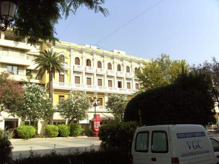 schön restaurierte Gebäude in der Unterstadt - Unterstadt Sa Penya