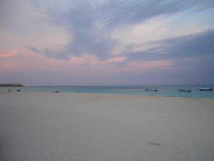 Strand Playa del Carmen - Strand Playa del Carmen/Playacar