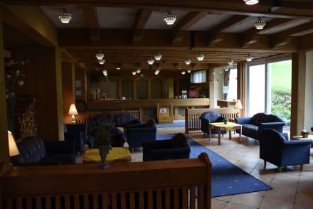 Gemütlich, einladend - Kur- und Sporthotel Hindelang