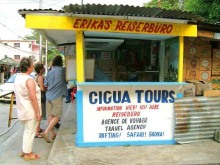 Erika´s Reisebüro - Cigua Tours