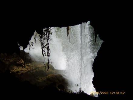Wasserfall - Kursunlu Wasserfälle