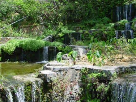 Wasserfälle - Argiroupolis Wasserfälle