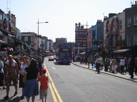 Camden Town - Camden Market