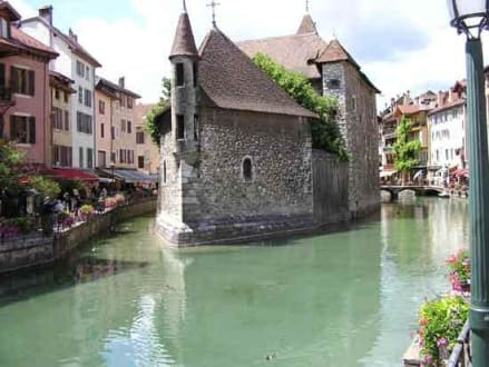Annecy France - Altstadt Annecy