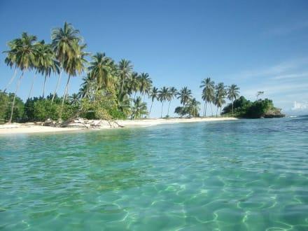 Bacardi-Insel - Bacardi Insel - Isla Cayo Levantado
