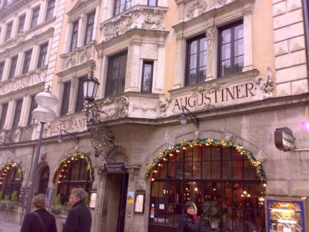 Augustiner - Zum Augustiner Restaurant & Bierhalle