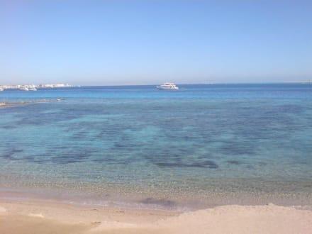 Paradise Island - Schnorcheln Hurghada