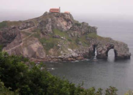 San Juan de Gaztelugabe - San Juan de Gaztelugatxe