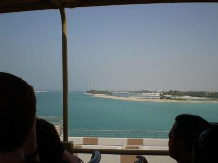 Stadtrundfahrt   - Jumeirah Beach