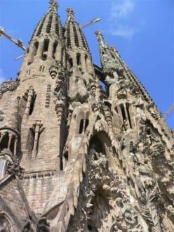 Türme Sagrada Familia - Sagrada Familia