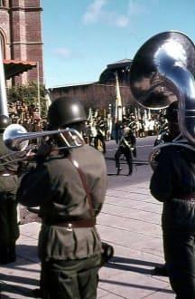 Soldaten in historischen Uniformen! - Unabhängigkeitstag