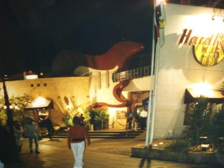 Der Eingang - Hard Rock Cafe