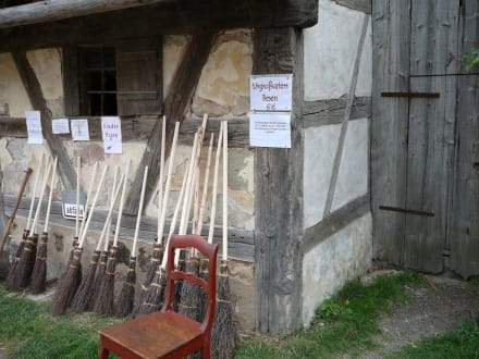 Ausstellung - Fränkisches Freilandmuseum